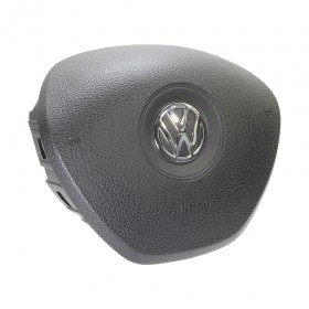 Tampa Capa Buzina Airbag Do Volante Volkswagen Amarok Fox Gol Saveiro Spacefox Voyage Virtus Polo Up!