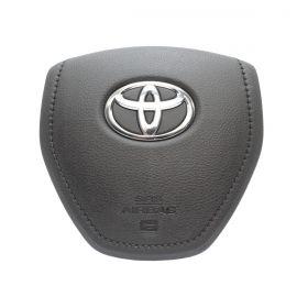 Tampa Capa Da Buzina Airbag Volante Toyota Etios 2014 Em Diante.