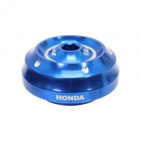 Tampa Do Motor Furo Azul - Honda CBR600RR / CB1000R / CBR600F / Hornet