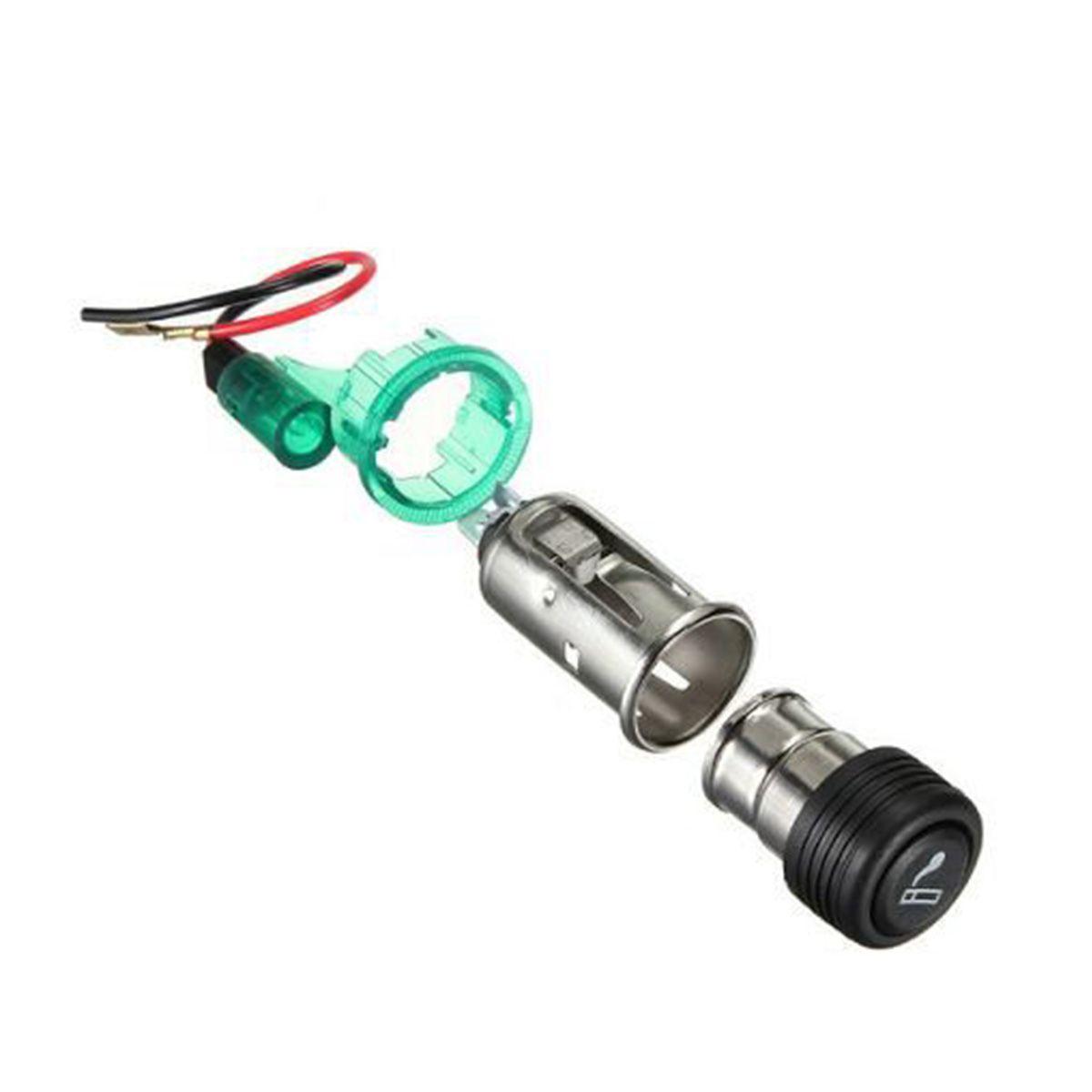 Acendedor De Cigarro Automotivo Universal 12v Lighter