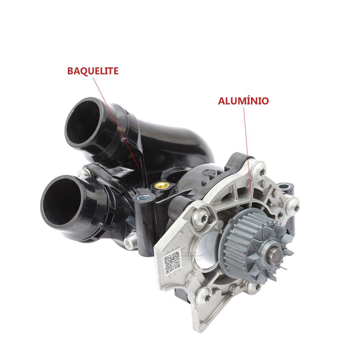 Bomba D'Água Audi A3-A4-A5Q3-Q5- Tiguan Jetta Passat 2.0 TSI