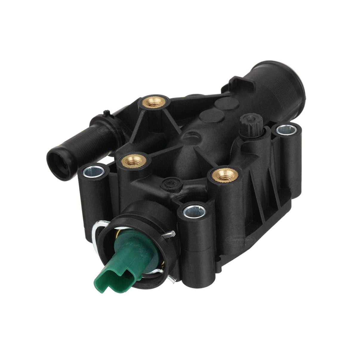 Carcaça Válvula Termostática Citroen Aircross C3 C4 1.6 16v