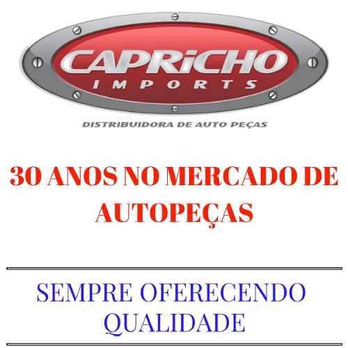 Kit 8 Peças Bucha Caixa Direção Honda Civic 2001 2002 2003