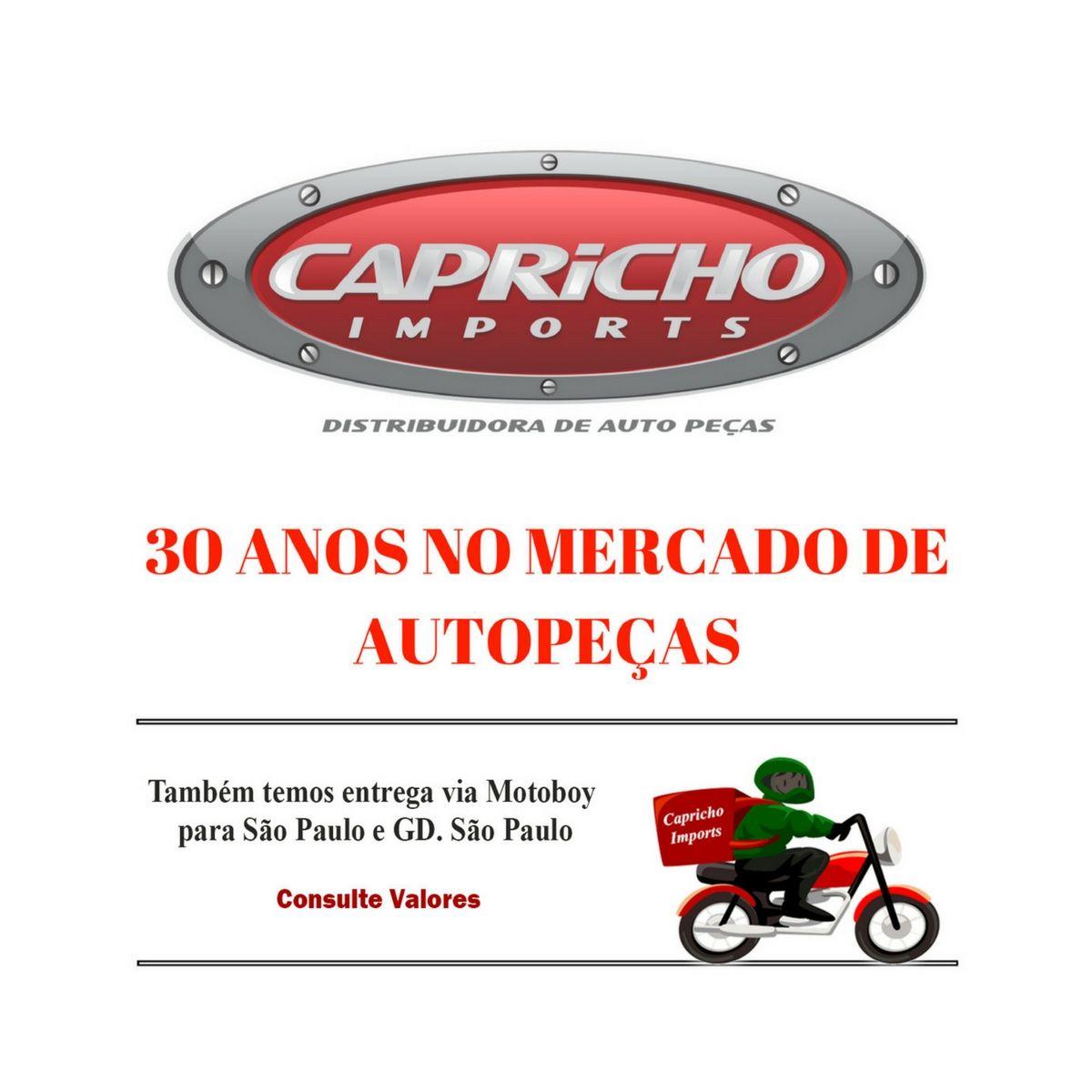 Kit Dobradiça da porta Chevrolet S10 2013 2014 2015 - 2 Pinos 4 Buchas