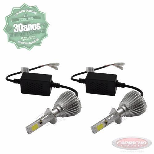 Kit Super Led Lampada H1 6000k Super Branca 6000 Lumens