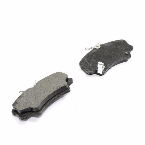 Pastilha de freio dianteira honda civic 1.6 ex / civic 1.7 ex - SYL1250