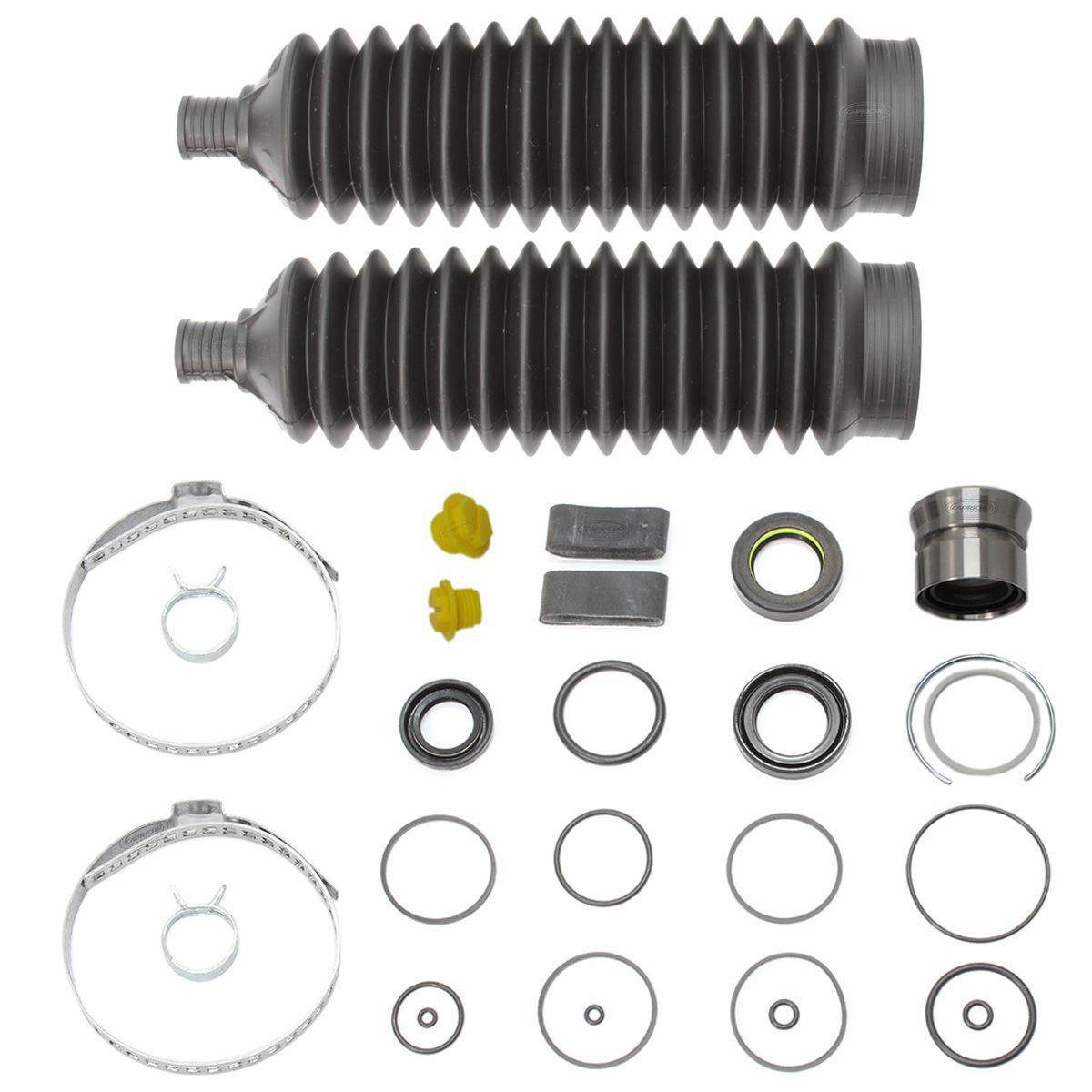 Reparo da Caixa de Direção Hidráulica Com Coifas - Volkswagen Gol G5 / Fox / Polo
