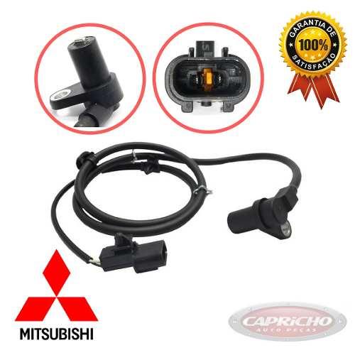 Sensor Abs Airtrek Mitsubishi Pajero Full Dianteiro Esquerdo - Mr961237
