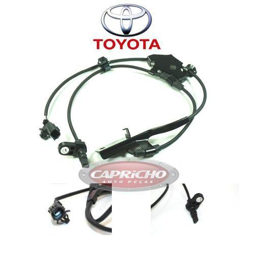 Sensor Abs Toyota Corolla 2007 A 2012 Dianteiro Direito