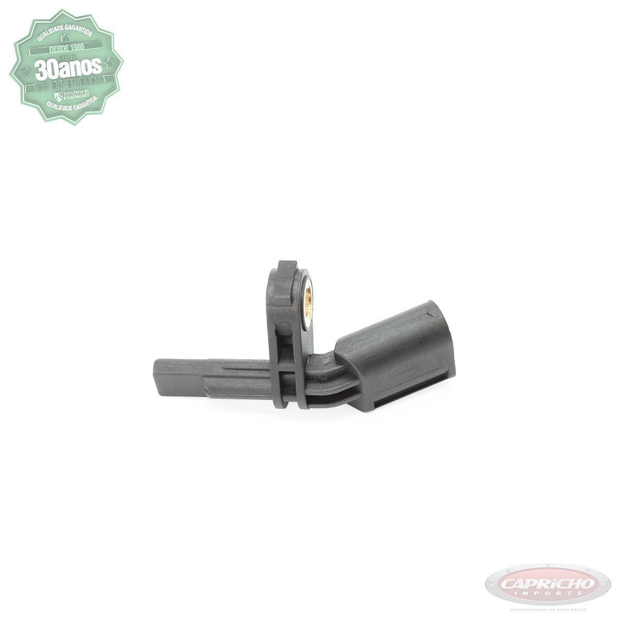 Sensor de Freio Abs Dianteiro Esquerdo Volkswagen Golf / Audi A3 - 7H0927804