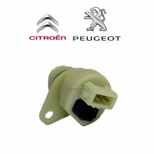 Sensor De Velocidade C3, Peugeot 206 1.4 1.6 C/ Engrenagem