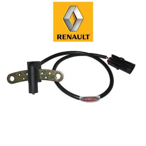 Sensor Rotacao Express Laguna Megane R19 R21 7700728637