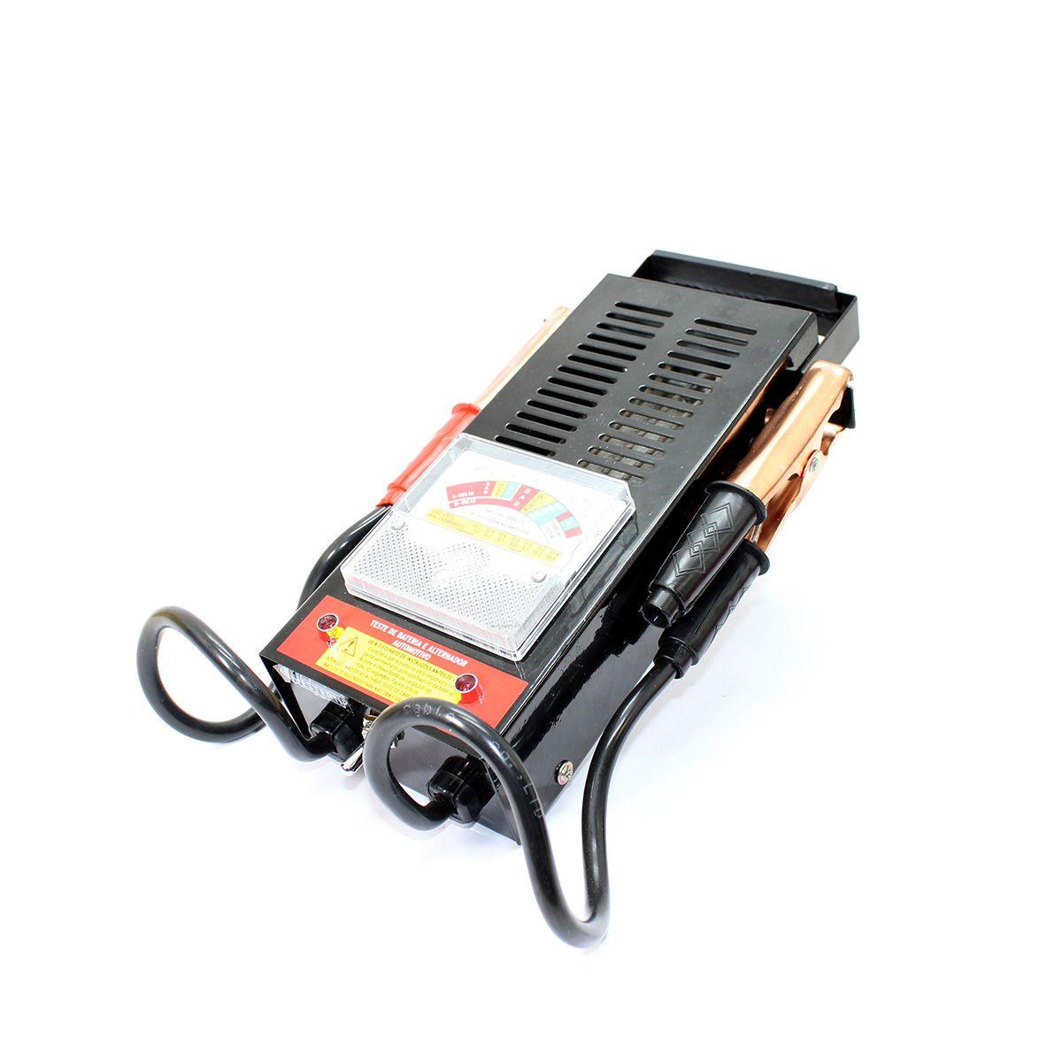 Teste De Bateria Automotiva