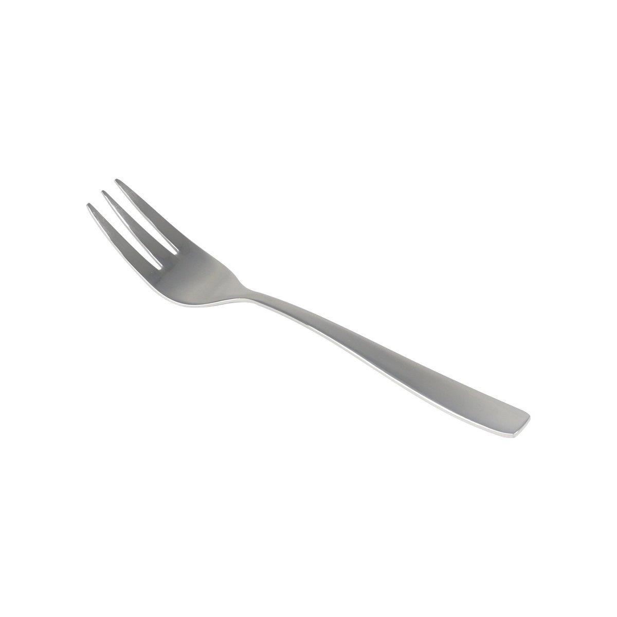 Jogo 12 peças garfo de sobremesa de aço inox Pisa Wolff - 71163