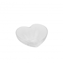 Bowl 9 cm de vidro Heart  Bon Gourmet- 28344