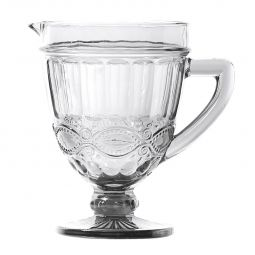 Jarra de 1 litro de vidro transparente Libélula Lyor - L6477