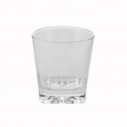 Jogo 6 copos 315ml para whisky de cristal de chumbo Wolff 27775