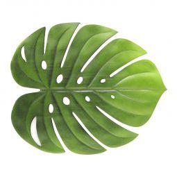 Kit 4 un de Jogo americano 48 cm de EVA verde Garden Leaf Lyor - C6892