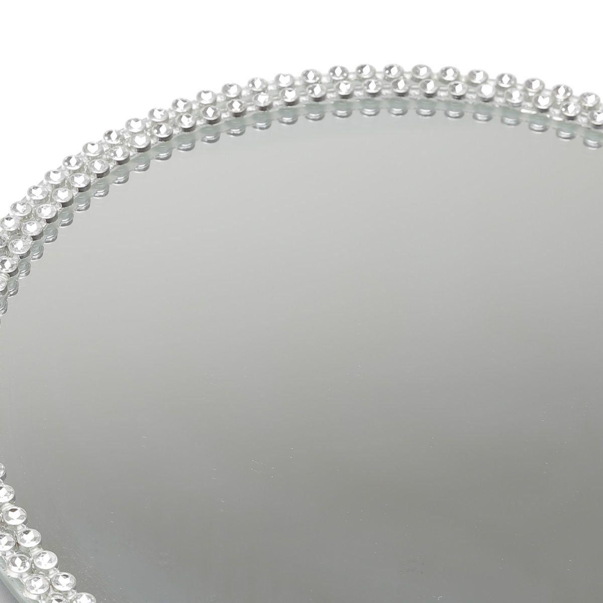 Base, Suporte 20 cm com espelho e acrílico Hills Prestige - 2871