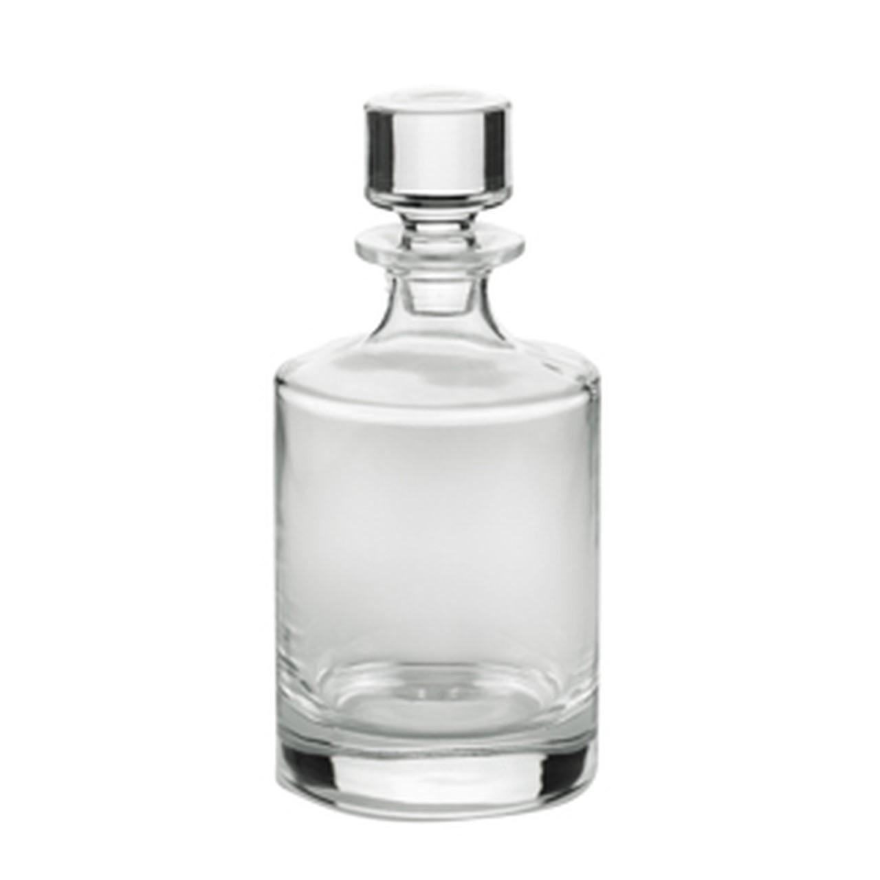 Garrafa Decanter 850ml para whisky de cristal Wolff - 27779