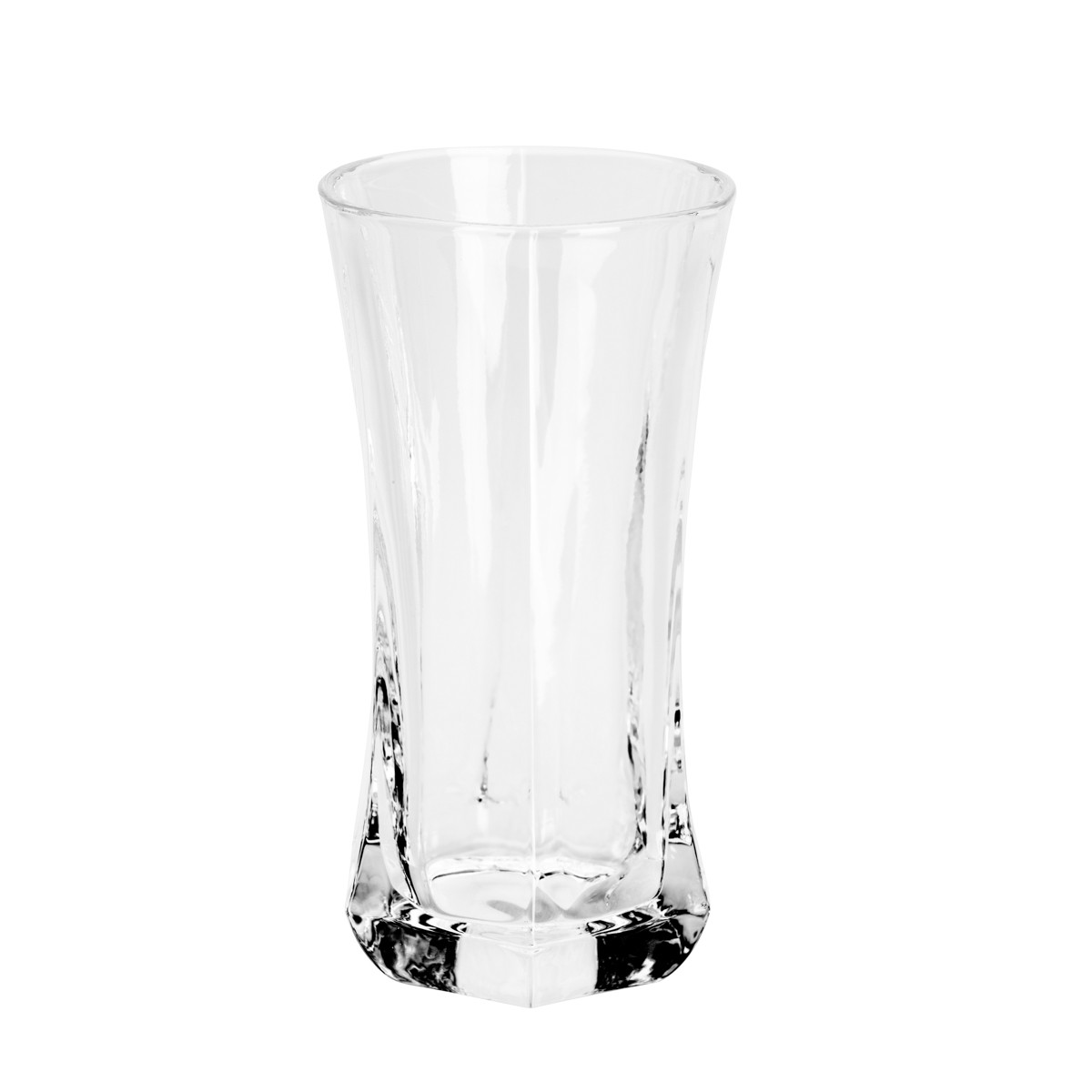 Jogo 6 copos 250ml altos para whisky cristal Galaxy Wolff - 26134