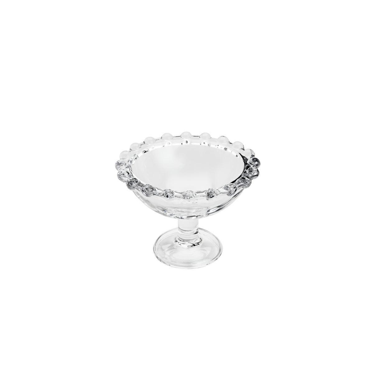 Jogo 6 taças para licor de cristal transparente Pearl Wolff - 26759