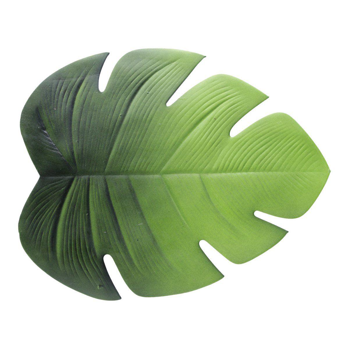 Jogo americano 48 cm de EVA verde Folha Lyor - L6632