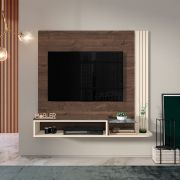 Painel Home Suspenso Londres Madero Off White – Mobler