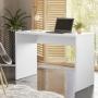 Escrivaninha Office Presence Branca - Demóbile
