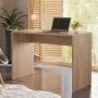 Escrivaninha Office Presence Nogal Touch - Demóbile