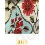 Poltrona Decorativa Agata com Puff e Pés Palito  Konfort