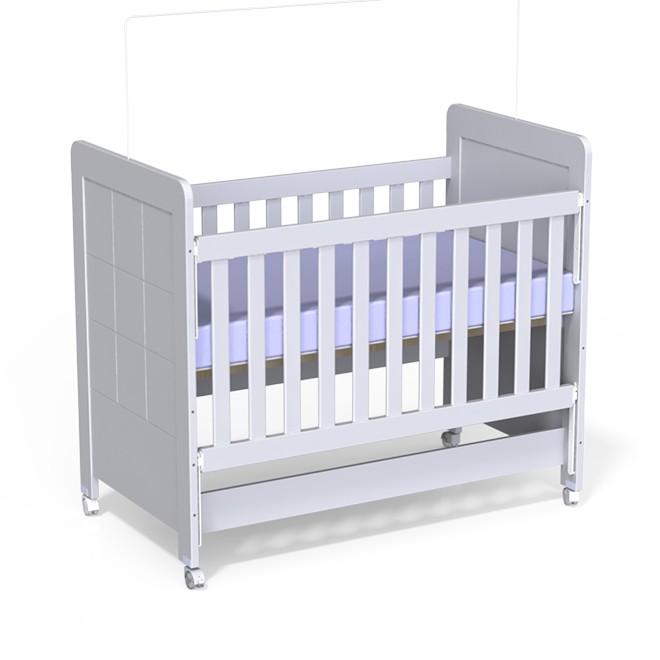 Berço Mini Cama Mari 10060 - Carolina Baby