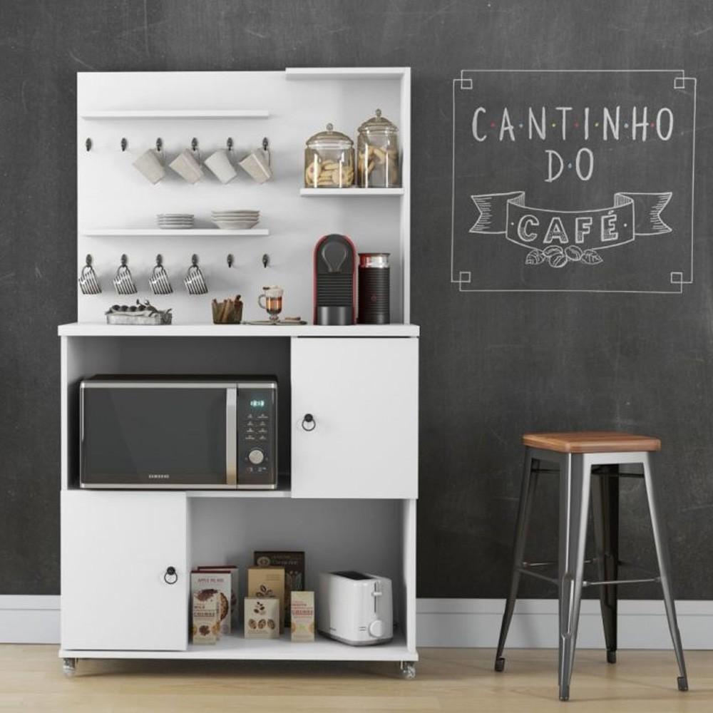 Cantinho do Café Aconchego Branco - Patrimar