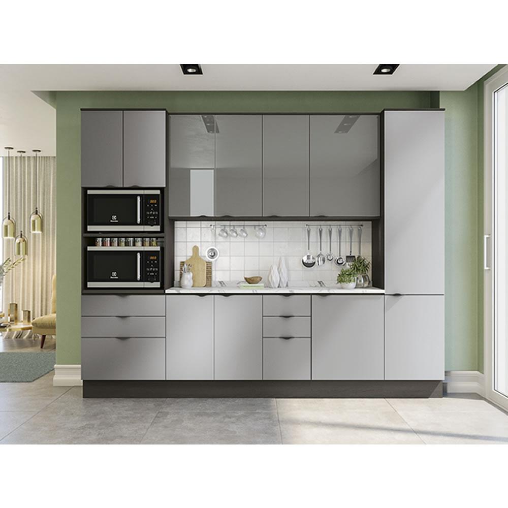 Cozinha modulada Nox 6 peças Kappersberg