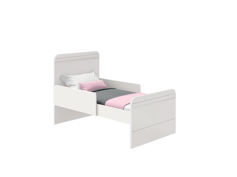 Dormitório Nuth Com Guarda Roupa + Cômoda + Berço - Reller