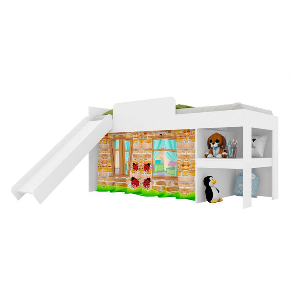 Mini Cama Playground CM3080 Art in Móveis