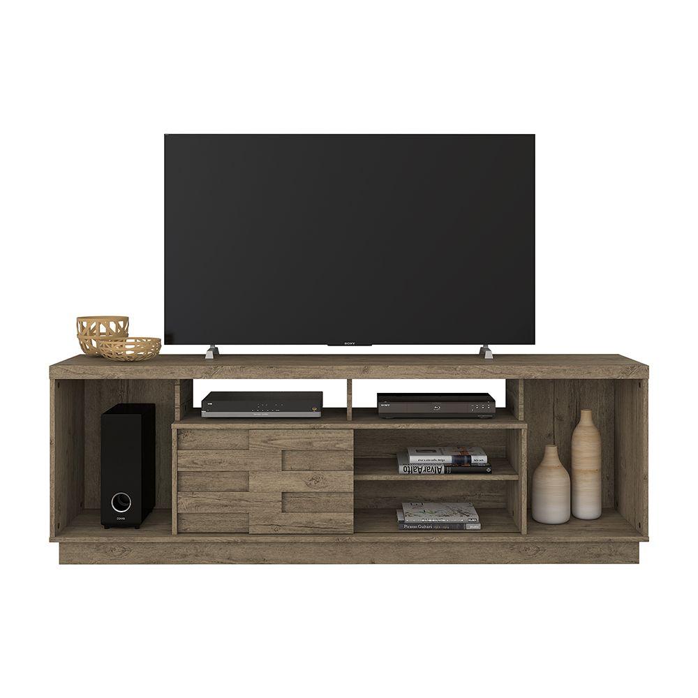 Rack Bancada Para Tv Adria - Madetec