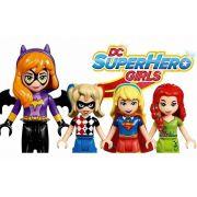 Bonecos Super Girls Super Hero Girls 6 Bonecos