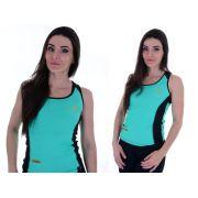Camisa Regata Feminina Treino Academia Resistente