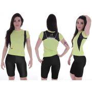 Blusa camisa Moda Feminina Fitness  Academia