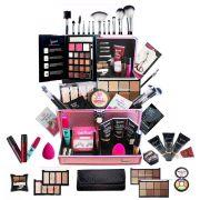 Maleta de Maquiagem Profissional Completa Luisance BZ17