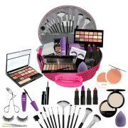 Maleta Maquiagem Completa Profissional Ruby Rose Luisance BZ01