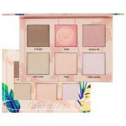 Paleta hightlight contour Blush Cheek Play - Ruby Rose HB7502