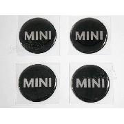 Adesivo Emblema Resinado Roda Mini Cooper 51mm Lc1