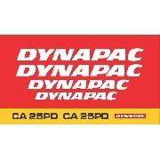 Kit Adesivos Dynapac Ca25pd