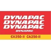 Kit Adesivos Dynapac Ca250 Il Ca250ii