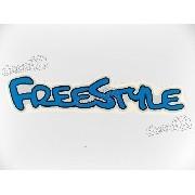 Par Adesivos Ford Ecosport Freestyle Azul Frstlaz
