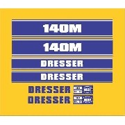 Kit Adesivos Dresser 140m