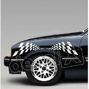 Adesivo Paralama Chevrolet Chevette Pl004