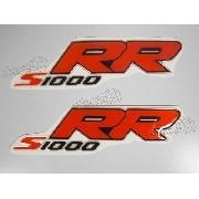 Emblema Adesivo Resinado Bmw S1000 Rr Res14